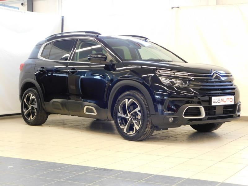 Photo 1 de l'offre de CITROEN C5 Aircross BlueHDi 130ch S&S Feel EAT8 à 33500€ chez Autovia Véhicules Multimarques