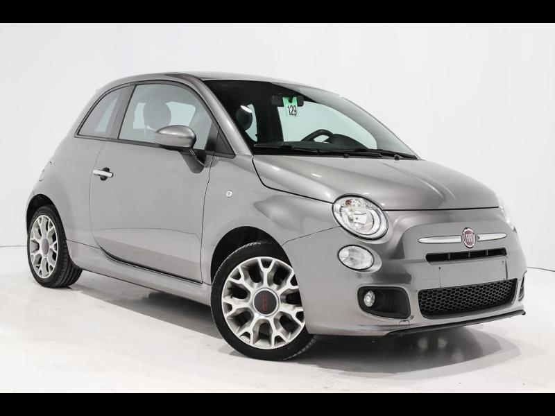 Fiat 500 1.2 8v 69ch S Essence ANTHRACITE METAL Occasion à vendre