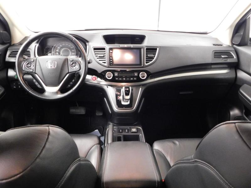 Photo 2 de l'offre de HONDA CR-V 1.6 i-DTEC 160ch Executive Navi Plus 4WD à 23590€ chez Autovia Véhicules Multimarques