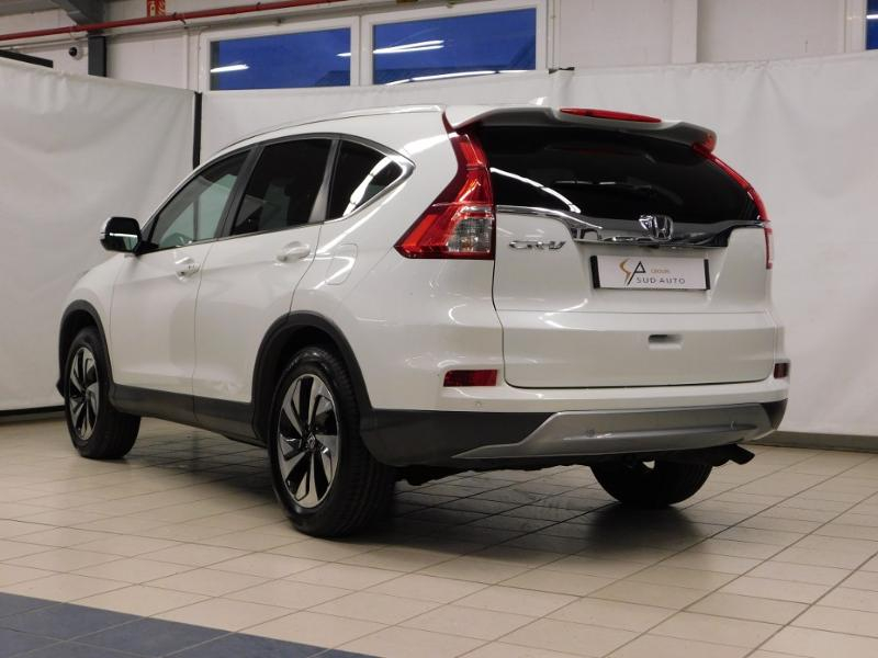 Photo 6 de l'offre de HONDA CR-V 1.6 i-DTEC 160ch Executive Navi Plus 4WD à 23590€ chez Autovia Véhicules Multimarques