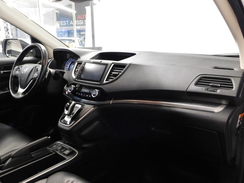 Photo 12 de l'offre de HONDA CR-V 1.6 i-DTEC 160ch Executive Navi Plus 4WD à 23590€ chez Autovia Véhicules Multimarques