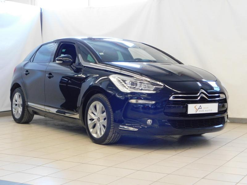 Citroen DS5 2.0 BlueHDi180 So Chic S&S EAT6 Diesel NOIR Occasion à vendre