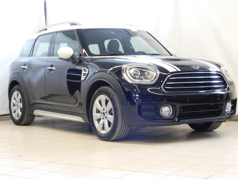 Mini Countryman Cooper D 150ch Exquisite BVA Diesel MIDNIGHT BLACK Occasion à vendre