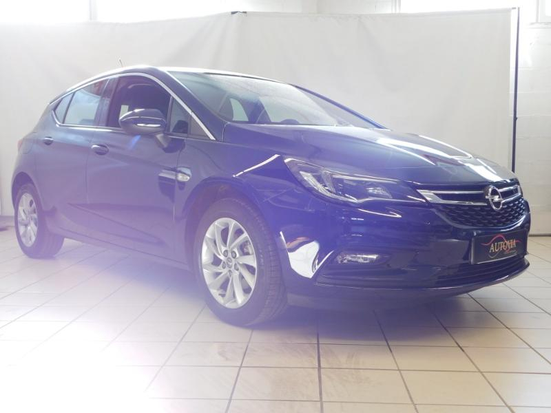 Opel Astra 1.0 Turbo 105ch ECOTEC Innovation Essence bleu Occasion à vendre
