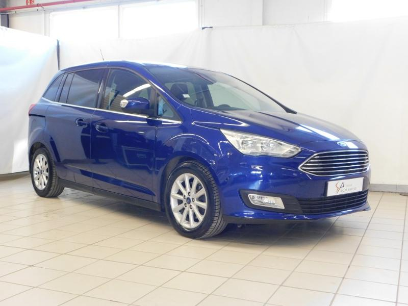 Photo 1 de l'offre de FORD Grand C-MAX 2.0 TDCi 170ch Stop&Start Titanium PowerShift à 13990€ chez Autovia Véhicules Multimarques