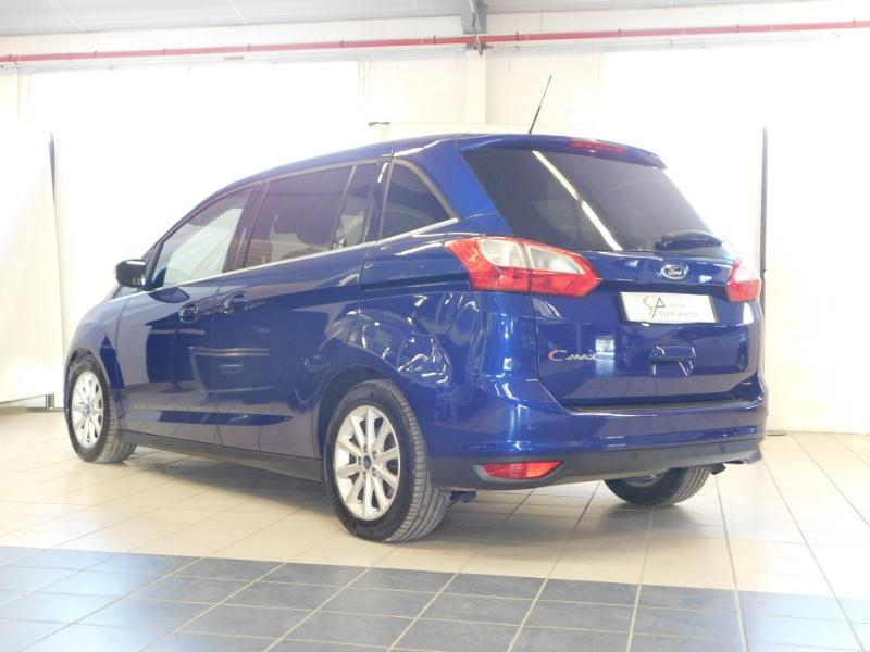 Photo 3 de l'offre de FORD Grand C-MAX 2.0 TDCi 170ch Stop&Start Titanium PowerShift à 13990€ chez Autovia Véhicules Multimarques