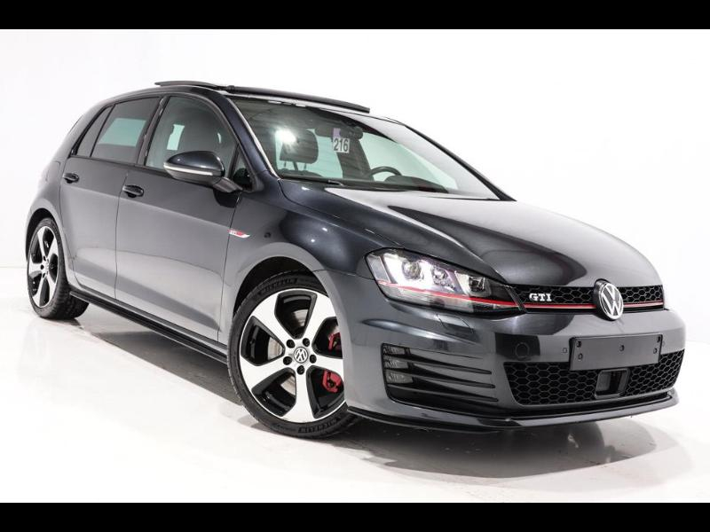 Volkswagen Golf 2.0 TSI 230ch BlueMotion Technology GTI Performance DSG6 5p Essence ANTHRACITE METAL Occasion à vendre