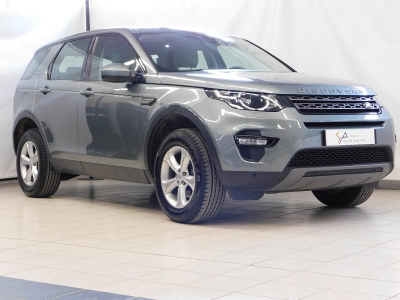 Land-Rover Discovery Sport 2.0 TD4 150ch AWD SE BVA Mark I Diesel GRIS C Occasion à vendre