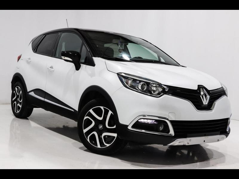 Renault Captur 1.2 TCe 120ch energy Intens Essence BLANC METAL Occasion à vendre