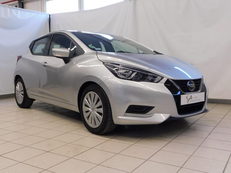 Nissan Micra 0.9 IG-T 90ch Made In France 3 2018 Euro6c Essence GRIS C Occasion à vendre
